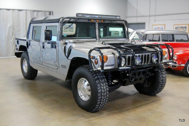 2000 Hummer H1 Open Top