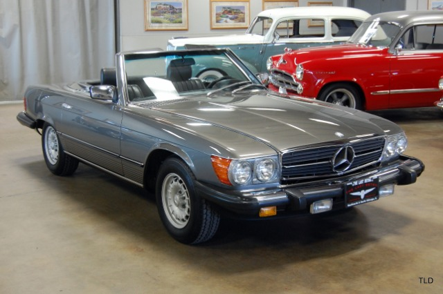 Classic cars for sale by the last detail for Mercedes benz of long beach service