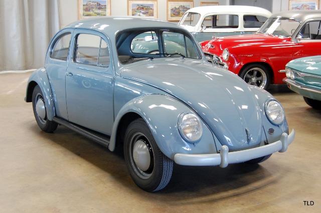 1958 Volkswagen Beetle Standard Sedan