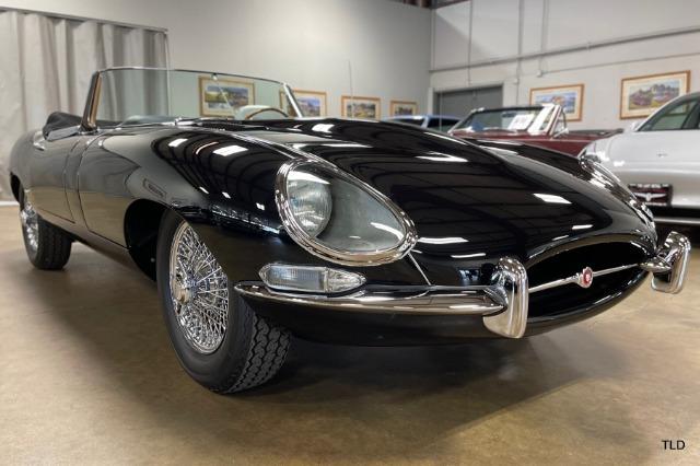 1962 Jaguar E-Type Roadster