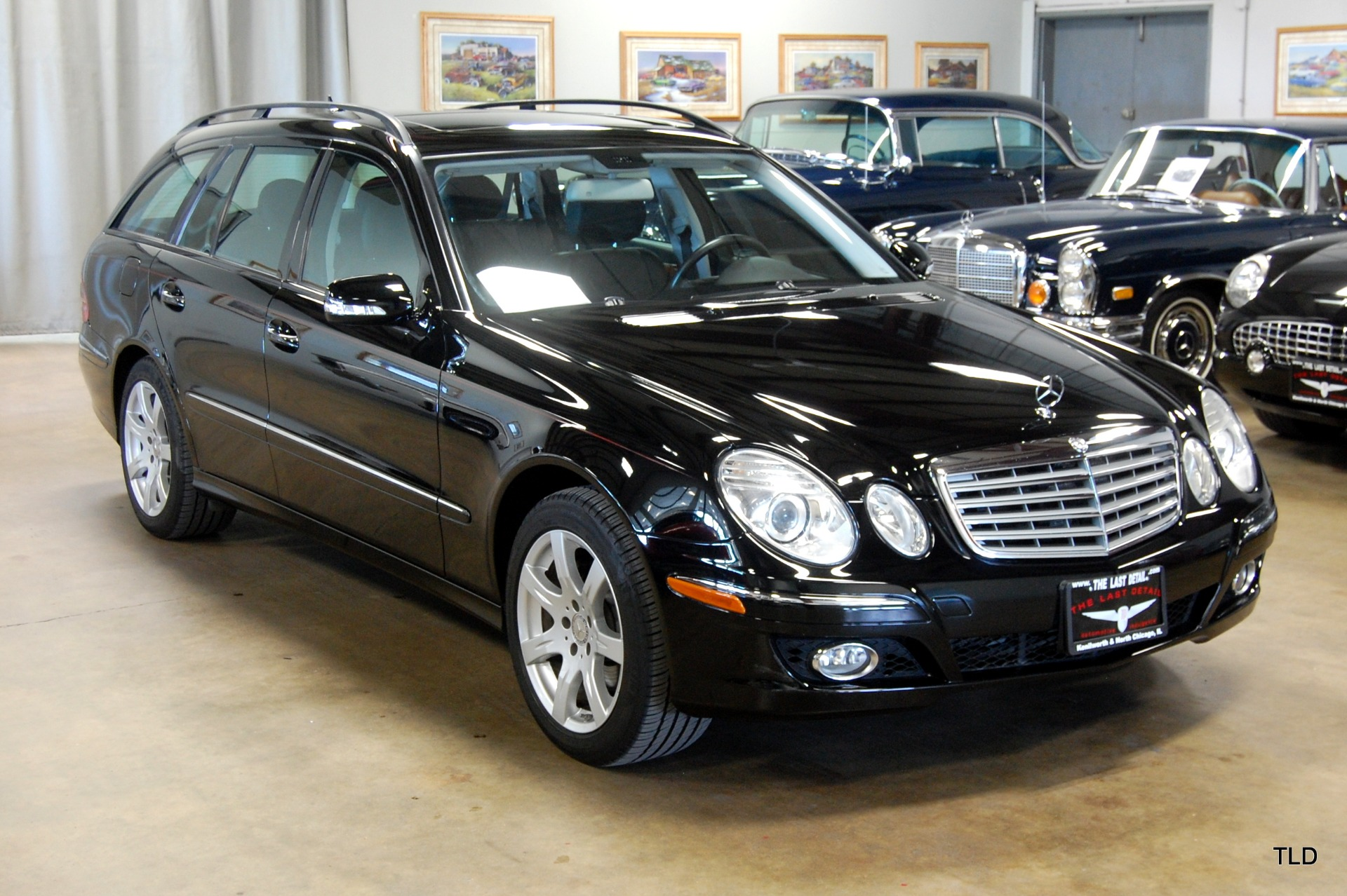 2008 mercedes benz e class e 350 4matic wagon. Black Bedroom Furniture Sets. Home Design Ideas